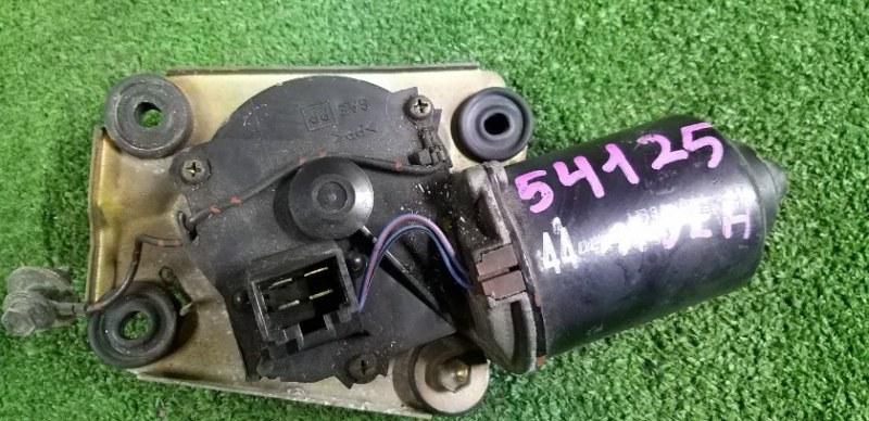 Мотор дворника передний MITSUBISHI PAJERO IO H76W 4G18 MR322643 контрактная
