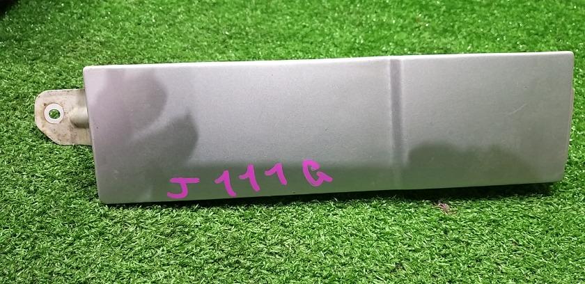 Планка под стоп-сигнал задняя левая DAIHATSU Terios Kid J111G 52565-87401 контрактная
