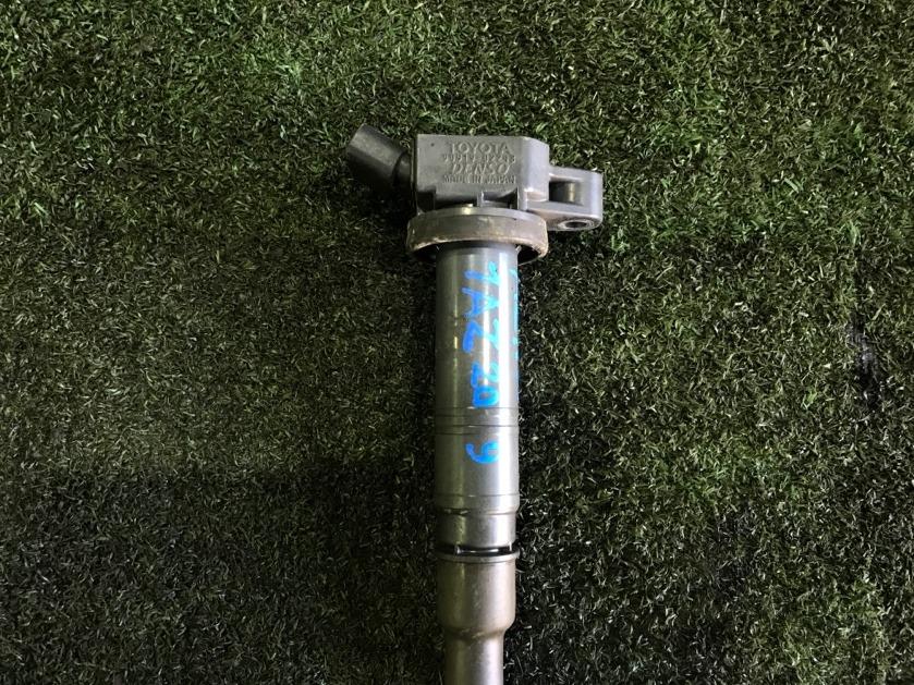 Катушка зажигания TOYOTA Voxy 2004 AZR65 1AZFSE 90919-02248 контрактная