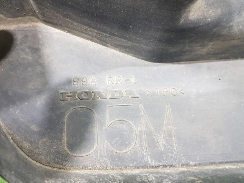Брызговик задний левый HONDA CR-V RD7
