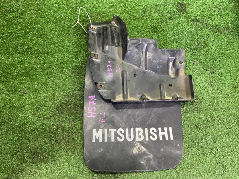 Брызговик задний левый MITSUBISHI Pajero  junior H57A 100007607 контрактная