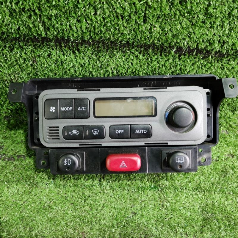 Блок управления климат-контролем SUZUKI Chevrolet Cruze 2003 HR52S M13A 95610-70H50-ZS9 контрактная