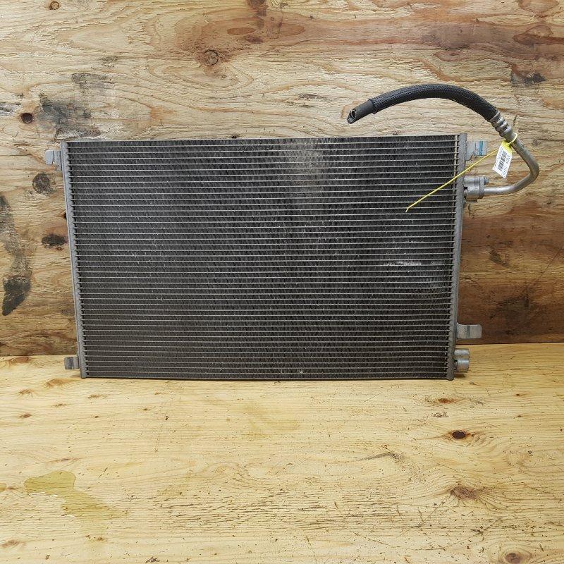 Радиатор кондиционера RENAULT MEGANE 2 2007 KM1U F4R770 8200325004 контрактная