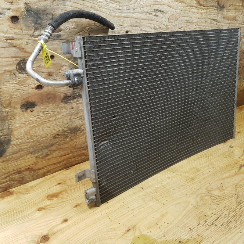 Радиатор кондиционера MEGANE 2 2007 KM1U F4R770