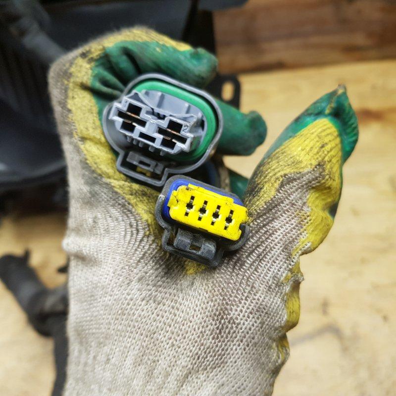 Радиатор двигателя 207 2012 WE EP6