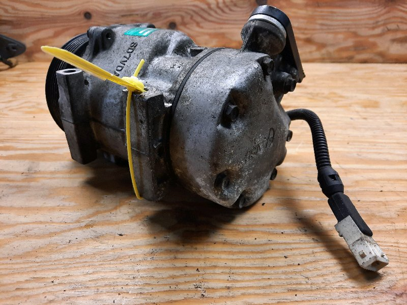 Компрессор кондиционера 206 2006 2C EW10J4