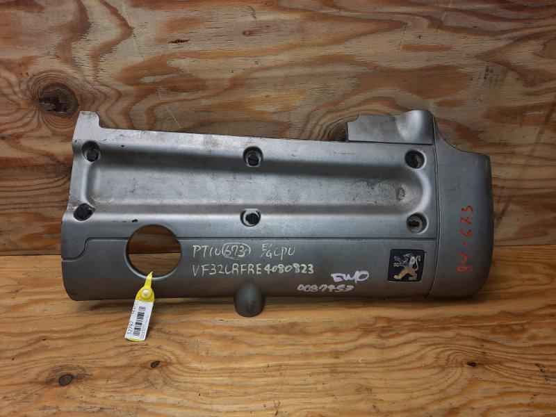 Крышка двигателя PEUGEOT 206 2006 2C EW10J4 0248N7 контрактная