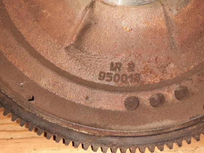 Маховик 206 2006 2C EW10J4