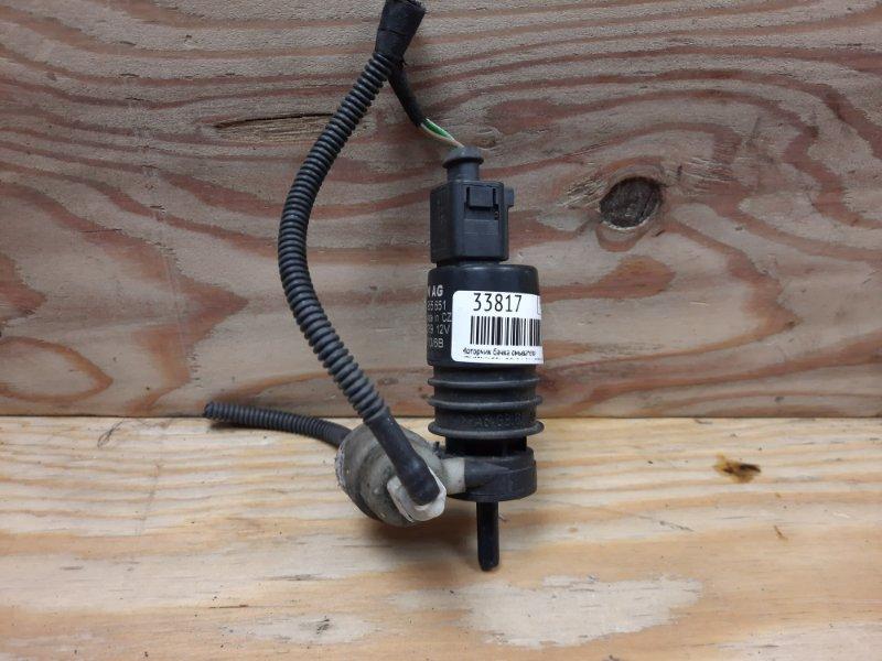 Моторчик бачка омывателя VOLKSWAGEN GOLF 6 2011 5K1 CBZB 1K6955651 контрактная