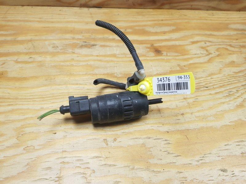 Моторчик бачка омывателя VOLKSWAGEN TIGUAN 2010 5N1 CAWB 1K6955651 контрактная
