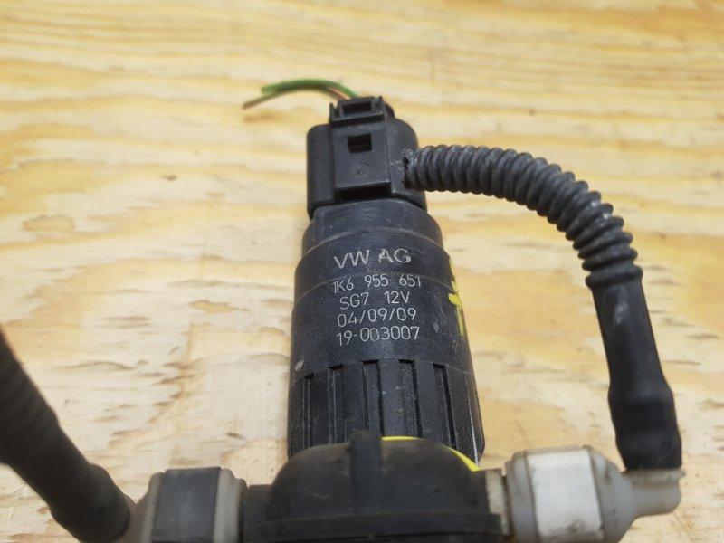 Моторчик бачка омывателя VOLKSWAGEN TIGUAN 5N1 CAWB
