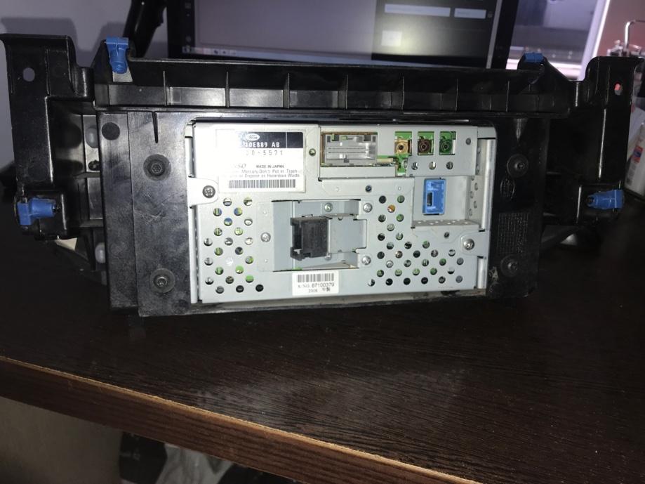 Дисплей информационный Range Rover 2002-2009 L322