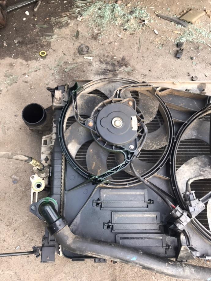 Вентилятор радиатора Freelander 2 2010 L359 224DT
