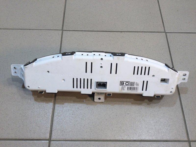 Панель приборов Civic 2006-2012 4D