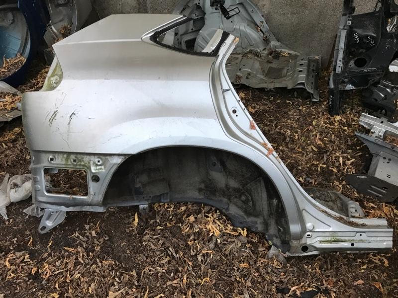 Крыло заднее правое Lexus RX Б/У