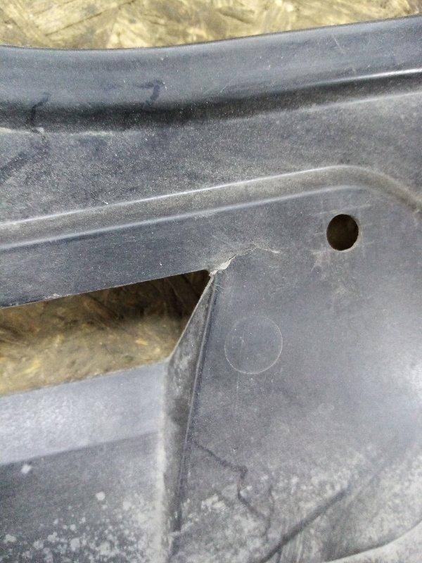 Пыльник двигателя Fabia