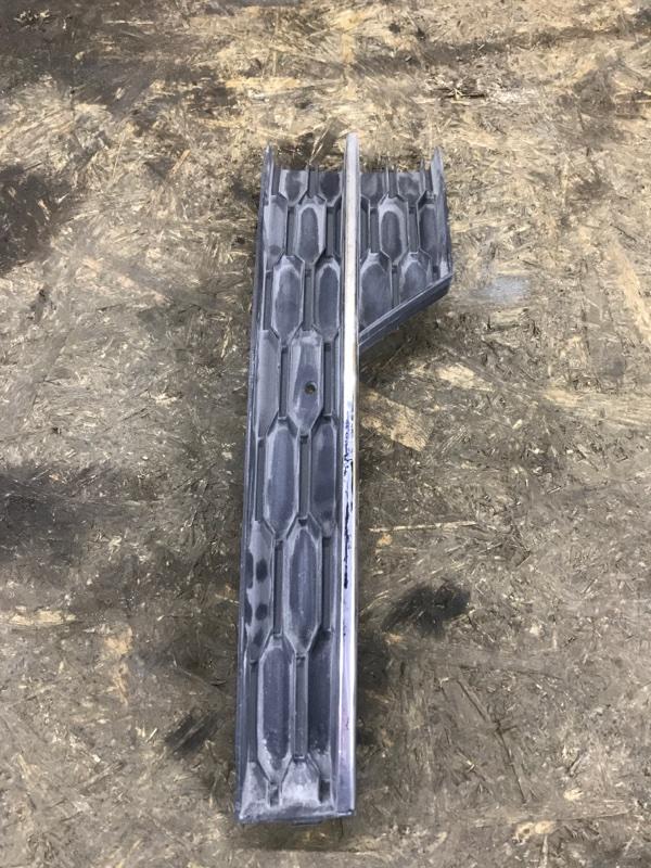 Накладка птф передняя левая Octavia A 7