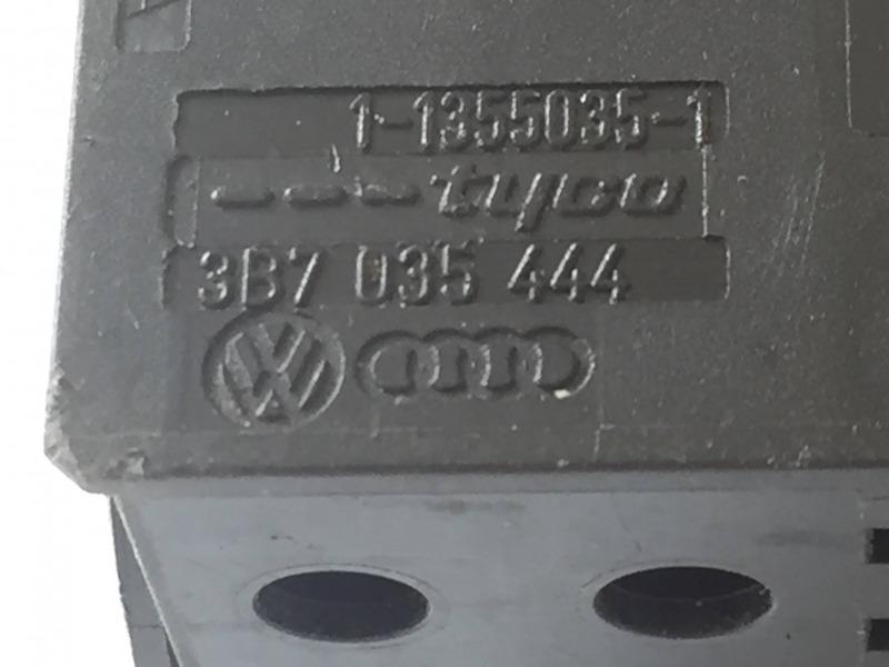 Разъем Skoda Oktavia A5 Лифтбэк 1.4 BUD