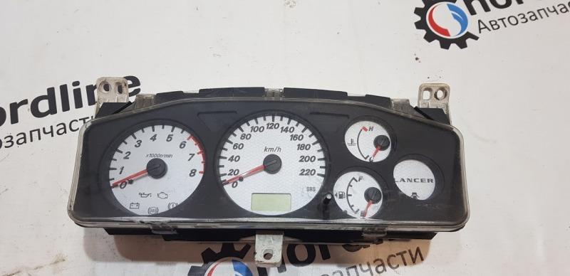 Панель приборов Mitsubishi Lancer 9 2007 седан 4G18 8100A793 Б/У
