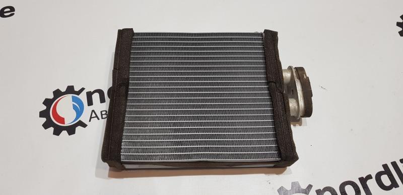 Радиатор отопителя Skoda Fabia 2 2008 Combi 1.2 BZG 6Q0819031 Б/У