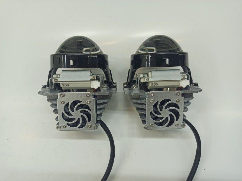 Линзы фары Chrysler Grand Voyager V Bi-LED Hella3r Dixel