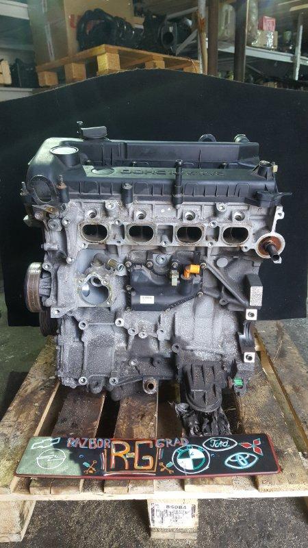 Двигатель Mazda 3 BK седан 2 lfve контрактная