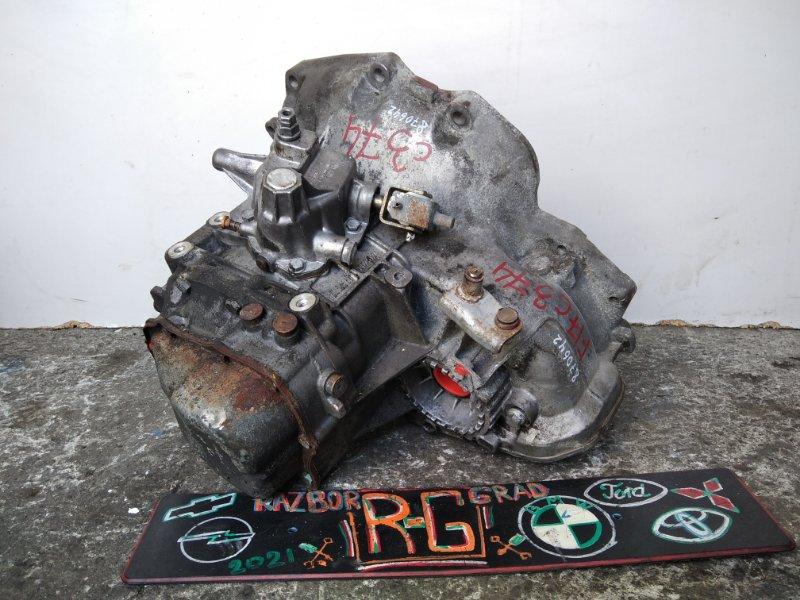 Механическая коробка передач Astra H