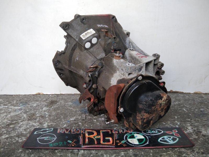 Механическая коробка передач Ford Focus 2 1.8 QQDB