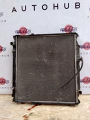 Радиатор ДВС TOYOTA LAND CRUISER PRADO 1998