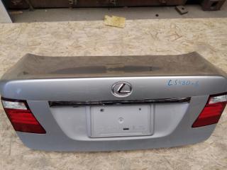 Запчасть крышка багажника Lexus LS 2007