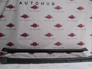 Накладка на порог Subaru Outback 2007