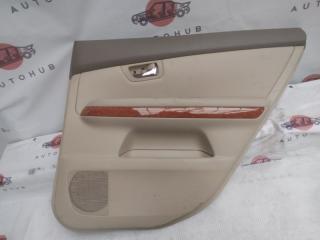 Обшивка дверей задняя правая TOYOTA HARRIER 2007