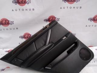 Обшивка дверей задняя левая BMW X5 2007