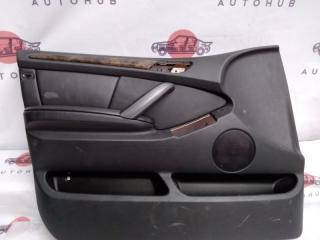 Обшивка дверей передняя левая BMW X5 2007