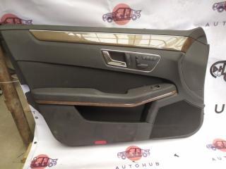 Обшивка дверей передняя левая Mercedes-Benz E-CLASS 2009