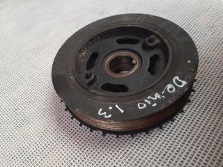Запчасть шкиф коленвала Mazda Demio 2003