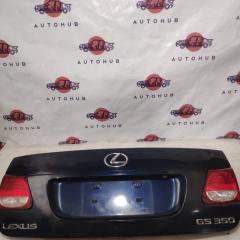 Запчасть крышка багажника Lexus GS 2007