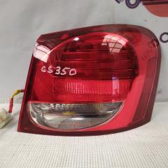 Запчасть фонарь заднего хода правый Lexus GS 2007
