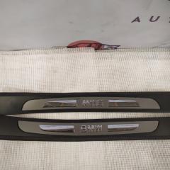 Накладка на порог BMW 7-SERIES 2005