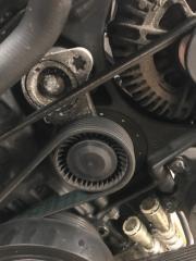 Ролик натяжной BMW 5-SERIES 2005