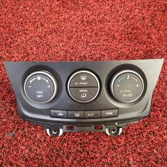 Блок управления климат-контролем Mazda Premacy 2010