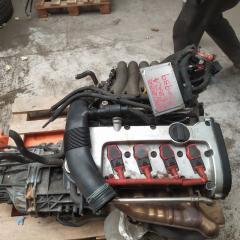 Запчасть двигатель Audi A4 2004