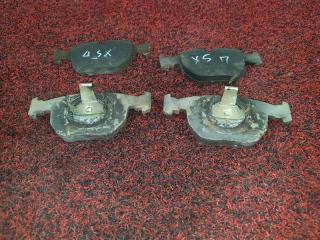 Тормозные колодки Bmw X5 E53 N62B44 2004 перед. (б/у)