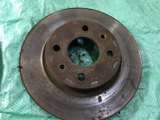 Тормозной диск передний Лада 2110