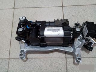 Компрессор пневмоподвески VW Touareg 2010-2018