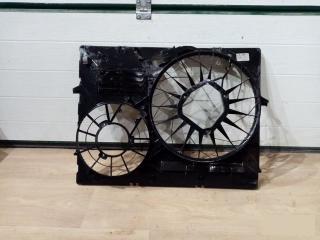 Диффузор вентилятора VW Touareg 2003-2010