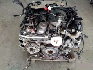 Двигатель дизельный VW Touareg 2013
