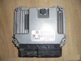 Блок управления двигателя VW Tiguan 2011-2018