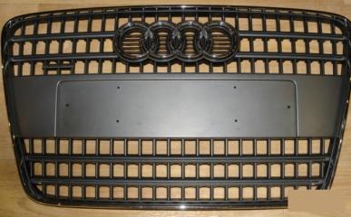 Решетка радиатора передняя Audi Q7 2006-2010