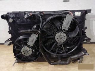 Кассета радиаторов в сборе Audi Q7 2006-2015